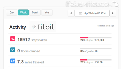 fitbitdash