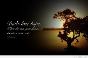 Never-lose-hope-quote